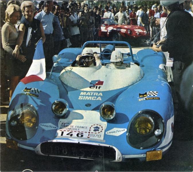 Tour De Force Automobile