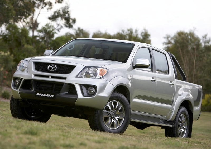 Toyota Hilux 2010. Toyota Hilux 2010