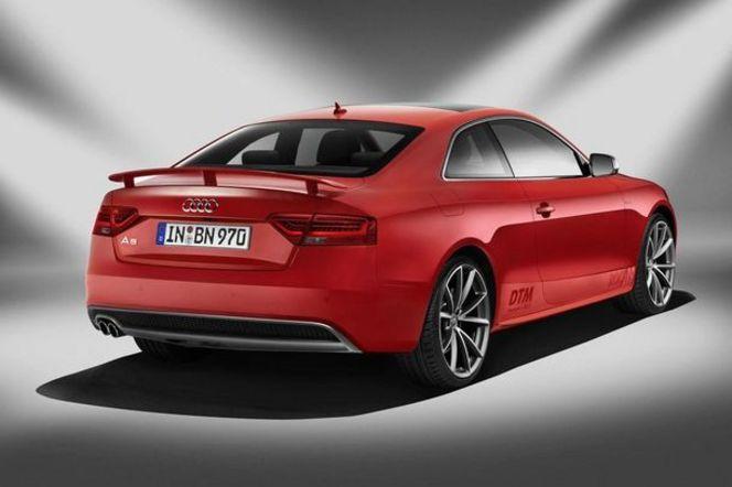 Audi lance une série limitée DTM pour son A5