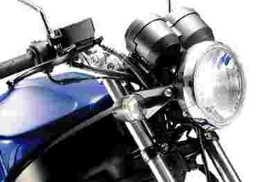 En direct du salon de la moto 2007 : Daelim Roadwin Fi 125