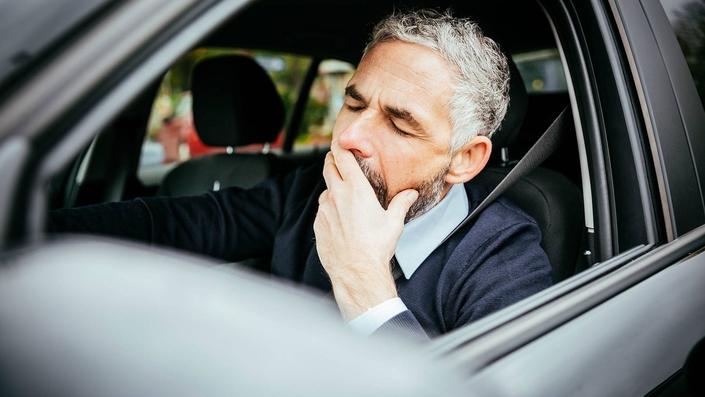 Grands départs: 81% des conducteurs en manque de sommeil