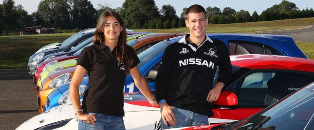 Nissan GT Academy 2012 : résumé du premier jour de la finale française