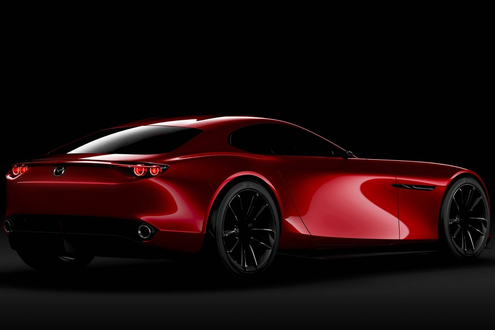 future mazda 3 une identit visuelle h rit e du concept rx vision. Black Bedroom Furniture Sets. Home Design Ideas