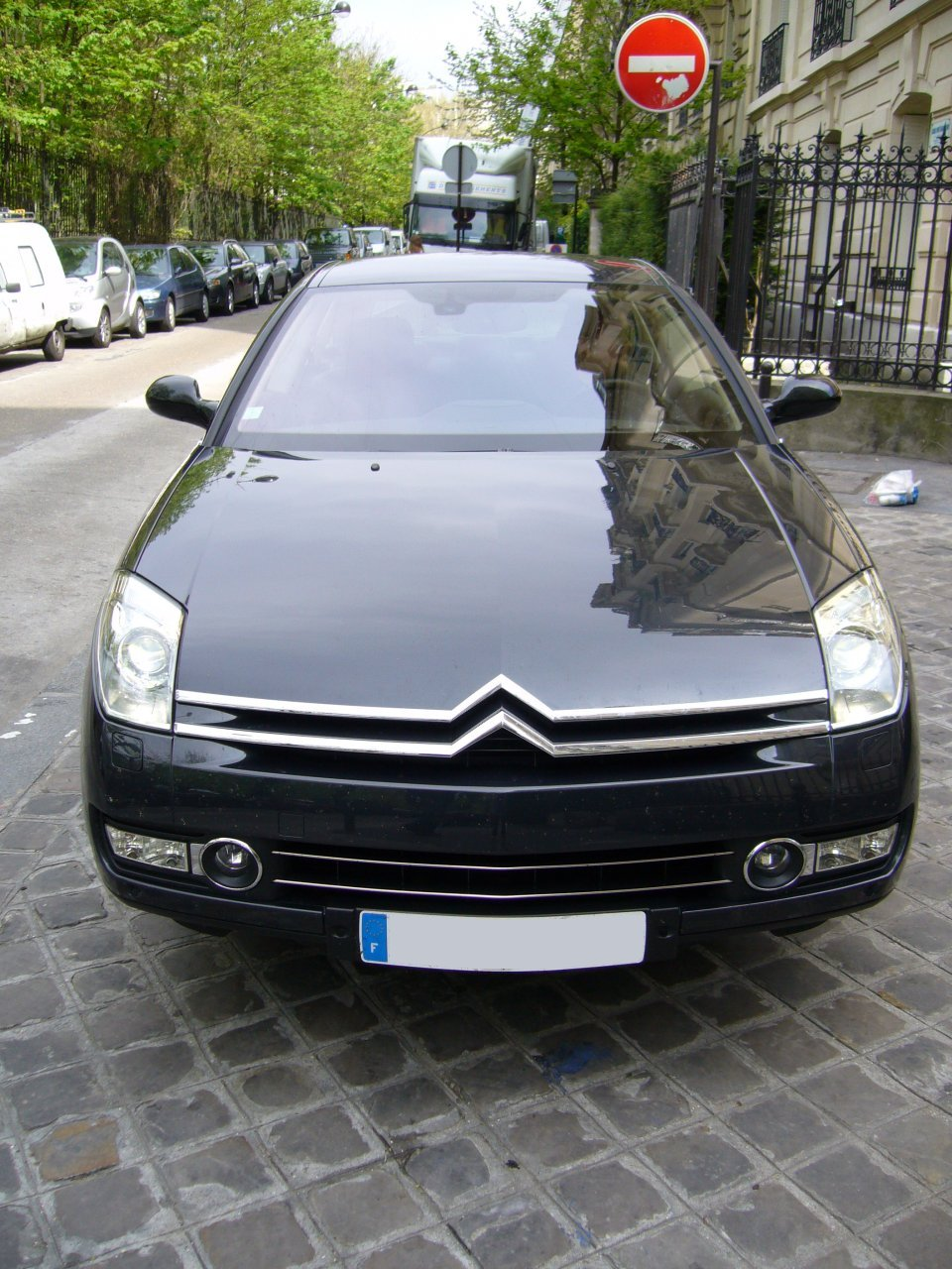 Dans le garage du blog citro n c6 v6 exclusive for Garage citroen le perreux