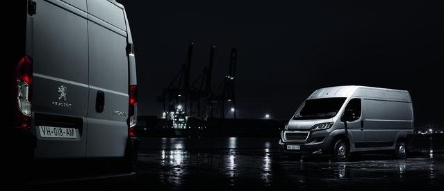 Peugeot Boxer : l'utilitaire reçoit un nouveau diesel aux normes Euro 6