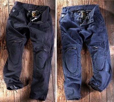 Helston's Jack, un jean sous protection.