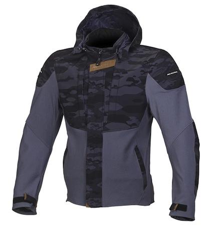 Macna Hoodini: bi-ton et design sportwear