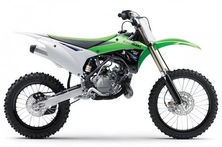 Nouveauté 2014: Kawasaki KX85
