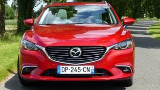 Mazda 6 millésime 2015