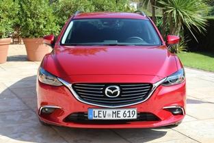 Mazda 6 millésime 2017