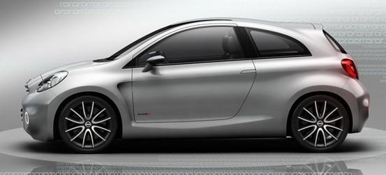 Nissan: un rival des BRZ/FR-S basé sur le Juke