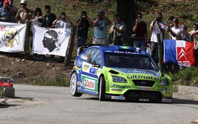WRC Tour de Corse : Loeb annexe le Tour de Corse