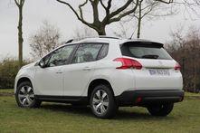 Essai - Peugeot 2008 1.2 Puretech 82 BVM5 : le bon mariage