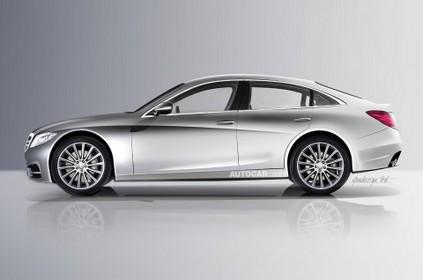 Une inédite Mercedes Classe C Sportcoupe pour 2015