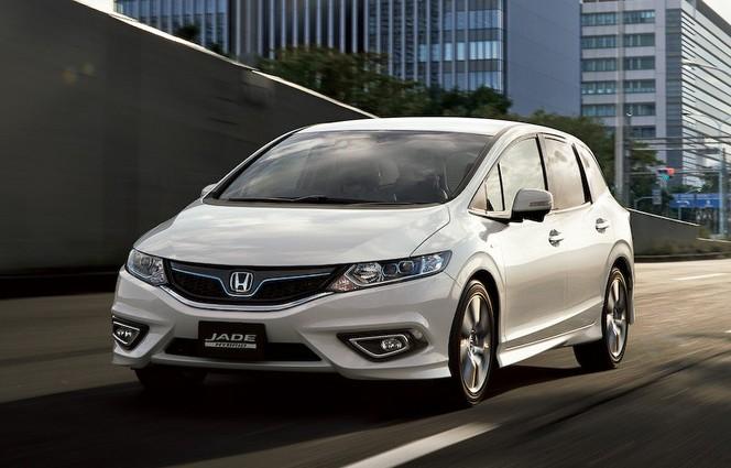 Tokyo Auto Salon 2015 : Honda présente Jade, un break hybride