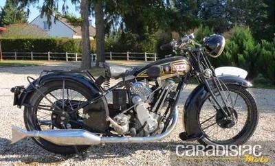 Dimanche 18 mars 2012 : une dizaine de motos anciennes aux enchères par Osenat.