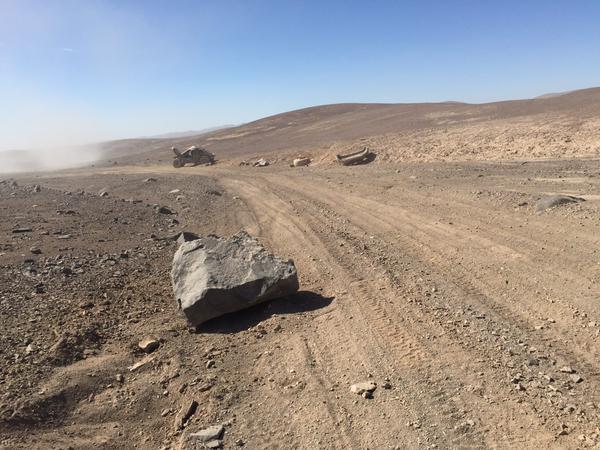 Dakar 2015 - Etape 5 : les caves se rebiffent, Vasilyev se fait un nom