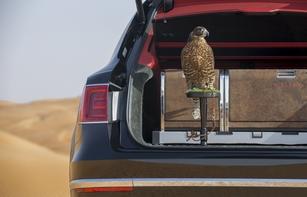 """DESIGN BY BELLU - Rêve de domination : """"Depuis que le Sultan de Brunei s'est fait confectionner quelques Range Rover déguisées en Bentley, on sait qu'il existe des baroudeurs en Louboutin"""""""