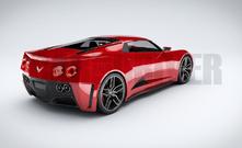 Surprise : la future Corvette à moteur central se cache-t-elle ?