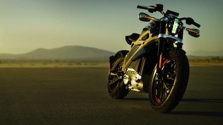 Harley-Davidson, Projet LiveWire: l'électrique fait escale en Europe