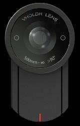 Caméra de casque Vholdr