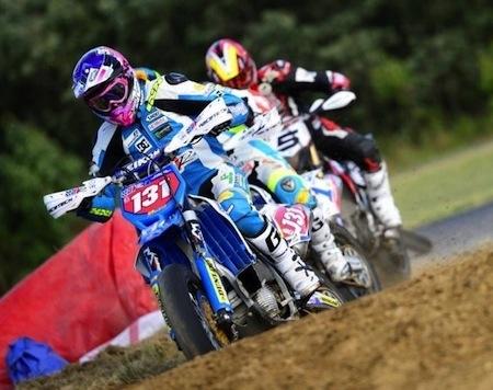 Supermotard, championnat du monde 2013, round 5: Thomas Chareyre renoue avec la victoire
