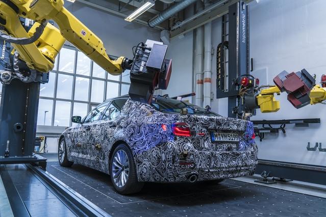 BMW a lancé la campagne de communication autour de la nouvelle Série 5 fin juillet!
