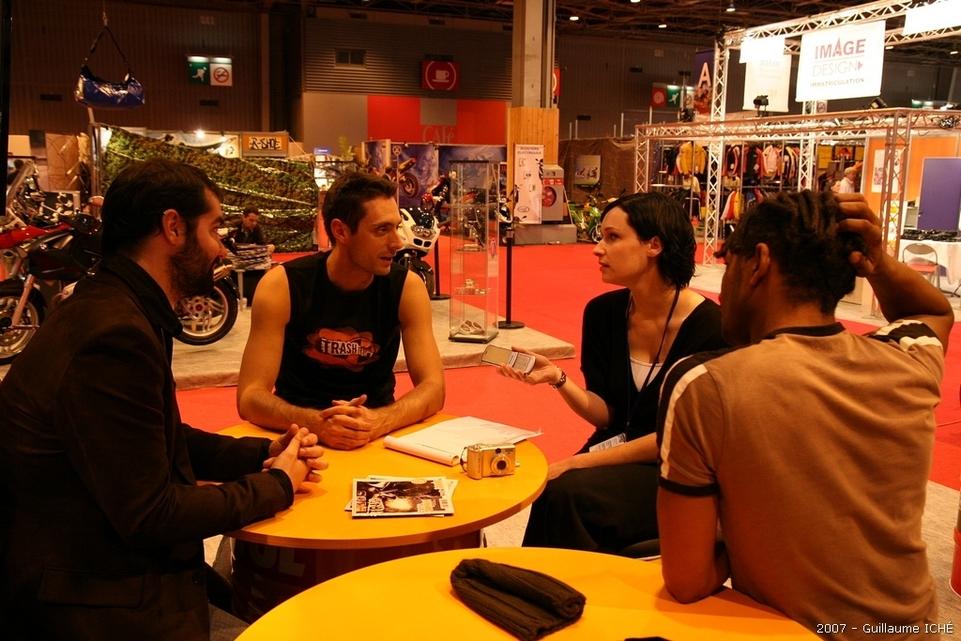 Trash Test - Interview Frank et Yacouba, les Trash Testeurs...