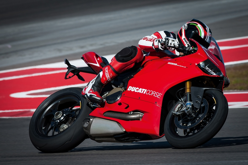 Calendrier : 1199 Panigale Experience