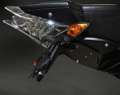 Top Block équipe la BMW S1000 RR: entre protection & design.
