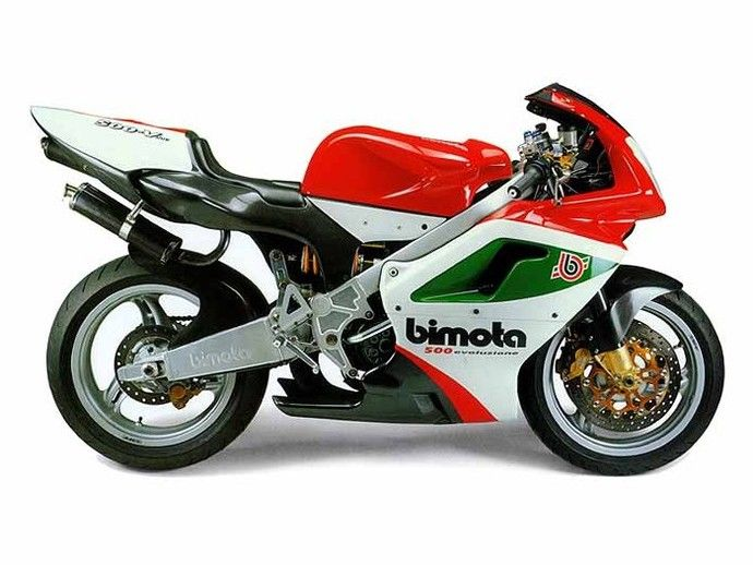 Photo bimota v due 1998