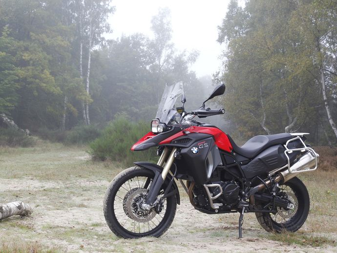 Photo BMW F GS