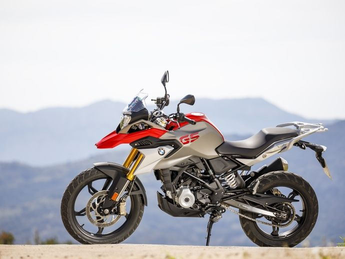Photo bmw g 310 gs