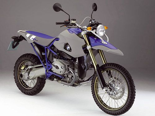 Photo BMW HP2 ENDURO