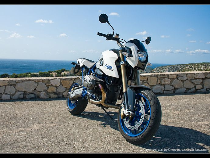 Photo BMW HP2 MEGAMOTO