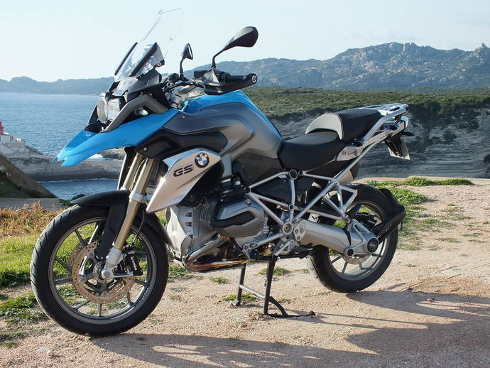 Photo BMW R1200 GS