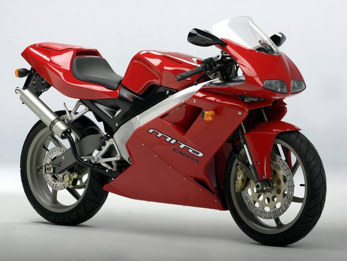 Photo cagiva mito 2002