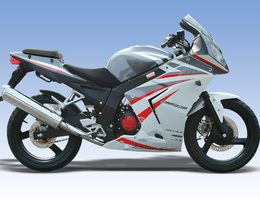 Daelim 125 R Roadsport