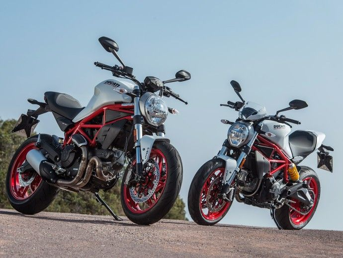 Photo ducati monster 2014