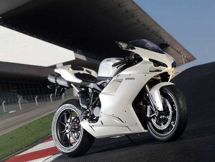Photo ducati panigale 2012