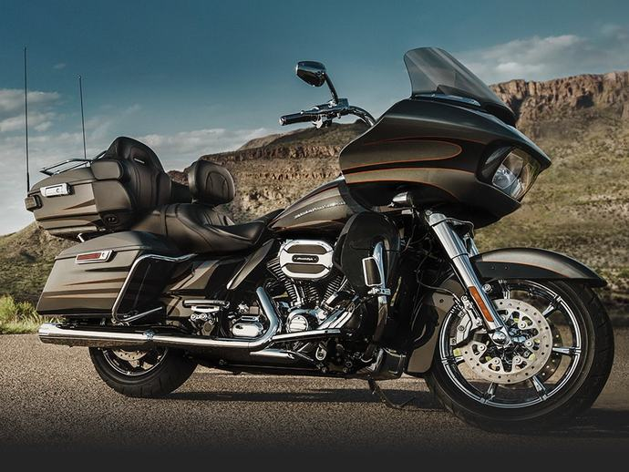Photo HARLEY DAVIDSON CVO ROAD GLIDE ULTRA