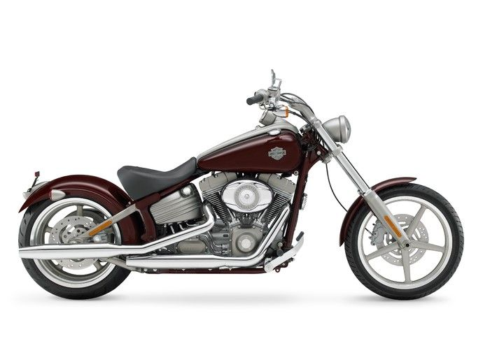 Photo HARLEY DAVIDSON SOFTAIL ROCKER