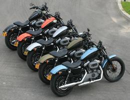 Harley Davidson Sportster Nightster