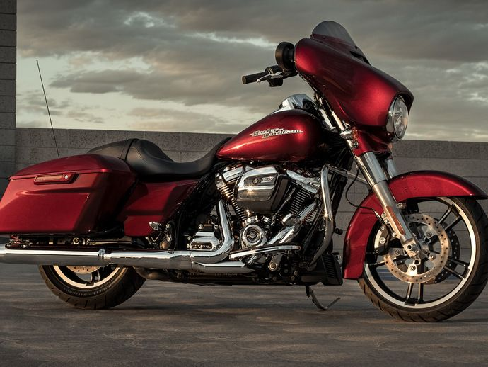 Photo HARLEY DAVIDSON STREET GLIDE