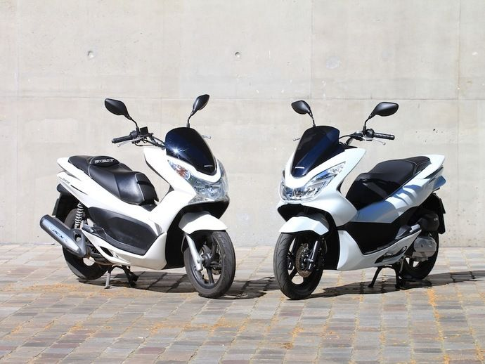 Photo HONDA PCX
