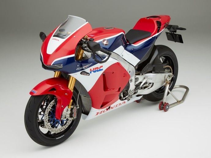 Photo honda rc213v-s