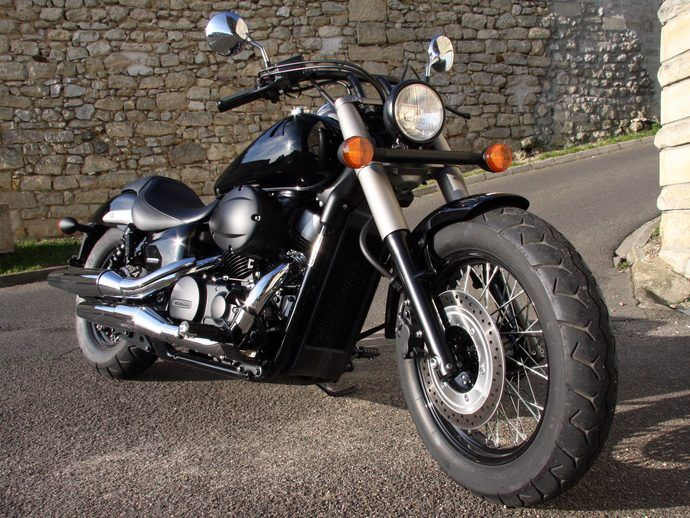 Photo HONDA VT SHADOW