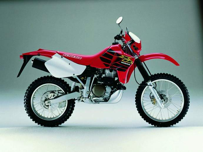 Photo honda xr 2000