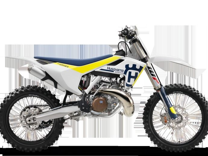 Photo husqvarna tc