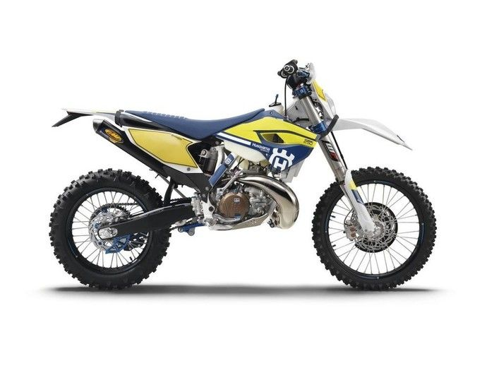 Photo husqvarna te 2017